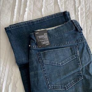 Gap boyfriend flare jeans